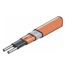 Саморегулирующийся нагревательный кабель Comfort Heat  FSLe-CT/CF  с усиленной защитой 31FSLe2-CT, 31W