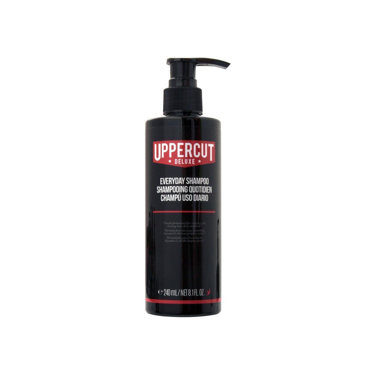 Шампунь Uppercut Deluxe Everyday Shampoo 240 мл