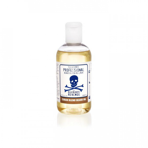Масло для бороды The Bluebeards Revenge Cuban Blend Beard Oil 250ml