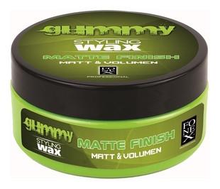 Воск Fonex Gummy Wax Matte Finish 150ml