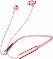 Беспроводные наушники 1MORE Stylish Dual-dynamic Driver BT In-Ear Headphones (E1024BT) Pink Витрина