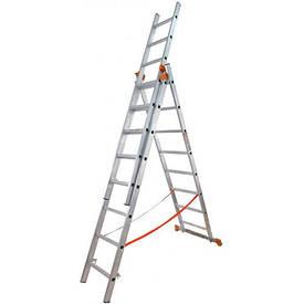 Лестница универсальная 3х7 Budfix 01407