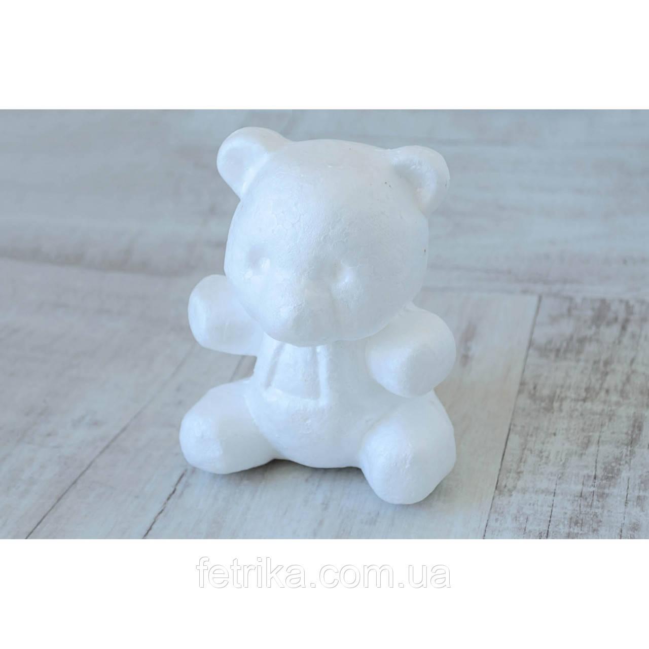"""Пенопластовая заготовка SANTI """"Мишка"""", 12*9,8*8,5 см"""