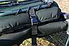Кровать раскладушка Mivardi карповая рыбацкая CamoCODE Flat8 нагрузка 160кг, фото 4