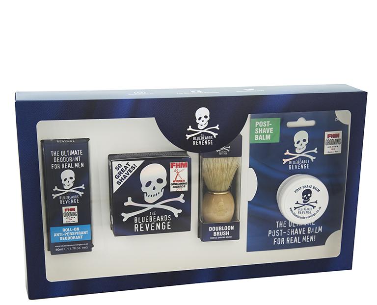 Подарочный набор The Bluebeards Revenge Starter Kit