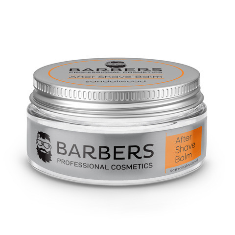 Бальзам после бритья с маслом сандала Barbers Sandalwood 100 мл
