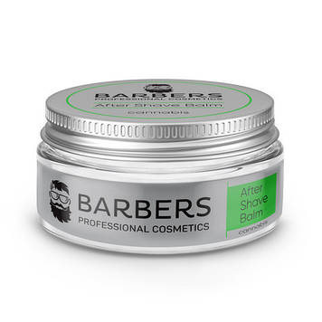 Бальзам после бритья с конопляным маслом Barbers Cannabis 100 мл
