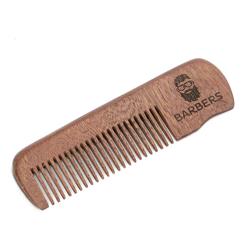 Гребешок для бороды и усов Barbers Beard Comb