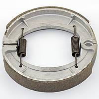 JS125-6C Колодки тормозные барабан задние Jianshe - JS150-37-02