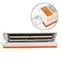 Вакууматор автоматический вакуумный упаковщик G-88 + гофрированные пакеты
