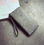 Модный женский кошелек клатч, фото 2