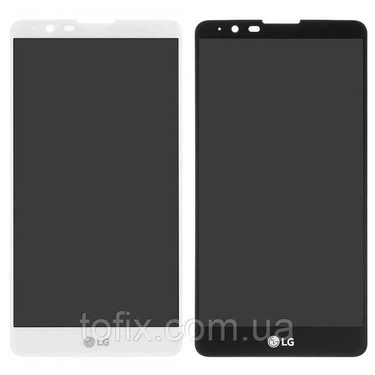 Дисплей для LG Stylus 2 (2016) K520, K540, LS775, модуль в сборе (экран и сенсор), оригинал