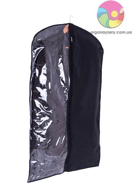 Кофр для одежды  60*100 см (черный)