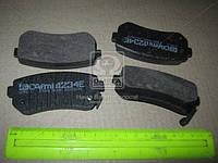 Колодки тормозные TOYOTA CAMRY передние (Intelli). D234E
