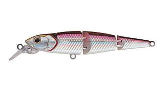 Воблер Составной Strike Pro Flying Fish Joint 110, 112 мм, 19,5 гр, Загл. 1,7м.-3,0м., Тонущий, цвет: A53