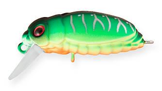 Воблер Крэнк Strike Pro Beetle Buster 40, 40 мм, 5,7 гр, Загл. 0,2м.-0,7м., Плавающий, (EG-174F#A180S)
