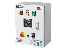 Блок управляющей автоматики для ввода резерва (АВР) KS ATS 3/18HD (12.5 кВт, 400В, 18А)