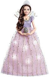 Кукла Клара в светящемся платье «Щелкунчик и четыре королевства» Barbie Disney Mattel