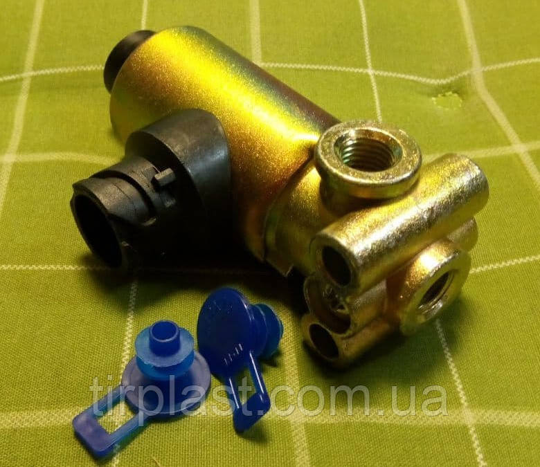 Клапан магнитный КПП DAF XF CF LF SCANIA клапан горного тормоза глушителя двигателя ДАФ СКАНИЯ
