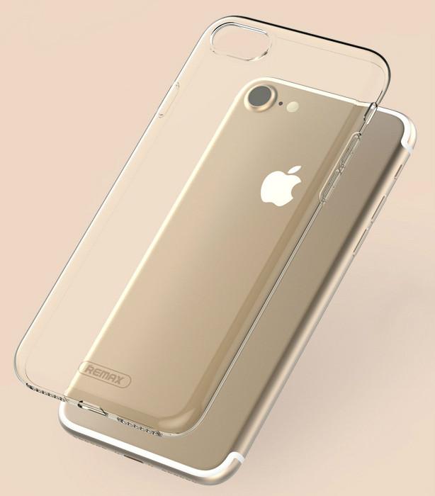 Описание защитный чехол Remax Crystal Series Apple iPhone 7 Plus