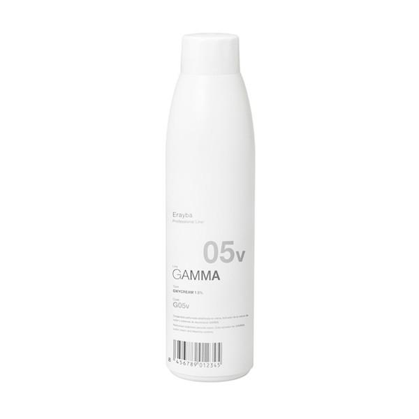 Окислительная эмульсия для волос Erayba Gamma Oxycream 1.5% (05 Vol.) 150 мл
