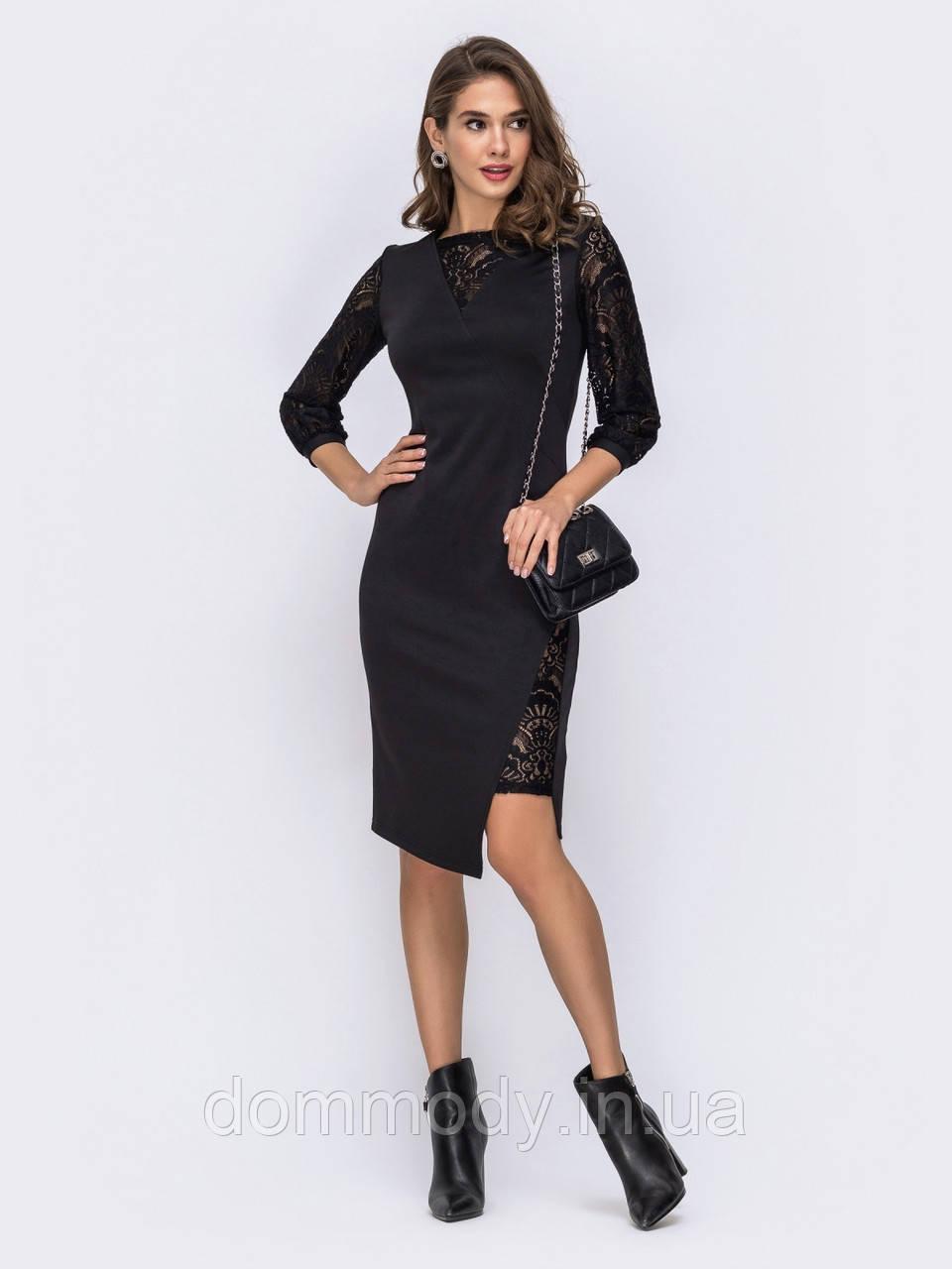 Платье женское Ava black