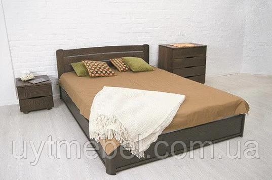 Ліжко Софія Люкс V 1600х2000+механізм білий (Естелла)