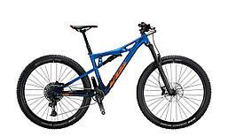 """Велосипед KTM PROWLER 292 29"""", рама M, сине-оражевый, 2020 (ST)"""