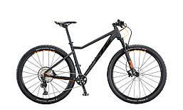 "Велосипед KTM ULTRA 1964 PRO 29"", рама M, черно-оранжевый, 2020 (ST)"