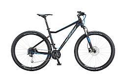 """Велосипед KTM ULTRA FUN 29"""", рама S, черно-серый , 2020 (ST)"""