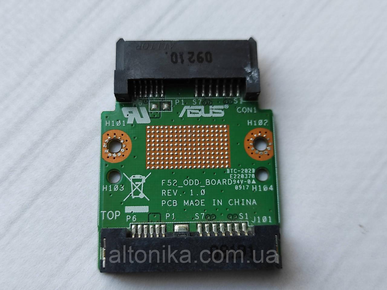 Дополнительная плата ODD для ноутбука Asus F50 / F52 ODD Board rev.1.0