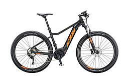"""Электровелосипед KTM MACINA RACE 291 29"""", рама М, черно-оранжевый, 2020 (ST)"""