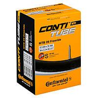 "Камера Continental MTB Tube Freeride 26"" S42 RE [57-559->70-559] (ST)"