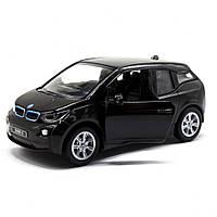 Модель электромобиль BMW i3 KT5380W (Черный)