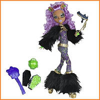 Кукла Monster High Клодин Вульф (Clawdeen Wolf) из серии Ghouls Rule Монстр Хай
