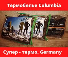 Комплект Термобелье термобілизна мужское Columbia Коламбия  Колумбия. . GERMANY. Зеленое