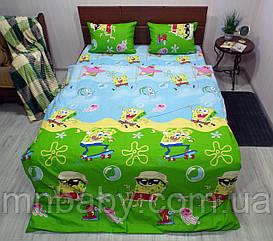 Комплект постельного белья Губка Боб