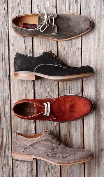 Как правильно ухаживать за замшевой обувью: простые правила