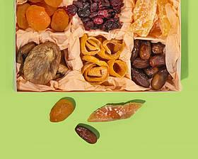 Подарочный набор из сухофруктов