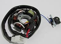 Статор генератора Honda DIO AF-18/27 TACT AF-24/30 LEAD AF20 (5+1 катушек)