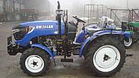 Трактор DW 244 AN(полный привод, 3 цилиндра)