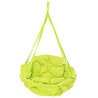 Кресло-гамак 100 кг 80 см Салатовое