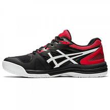 Кросівки чоловічі волейбольні Asics Upcourt 4 1071A053-002 Чорний, фото 2