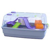Клітка для дрібних гризунів Fop Hamster Bernie Deluxe 53*38*25,5 см