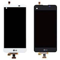 Дисплей для LG X Screen K500N, LG X View K500 Dual Sim, модуль в сборе (экран и сенсор), оригинал