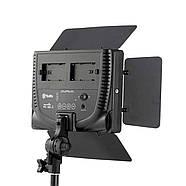 20W 26,4x18,4x4,6см Постоянный светодиодный свет - панель TOLIFO PT-680B, фото 3