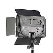 20W 26,4x18,4x4,6см Постоянный светодиодный свет - панель TOLIFO PT-680B, фото 4