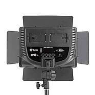 20W 26,4x18,4x4,6см Постоянный светодиодный свет - панель TOLIFO PT-680B, фото 5