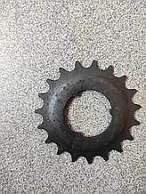 Велосипедная звезда задняя 19 зуб.