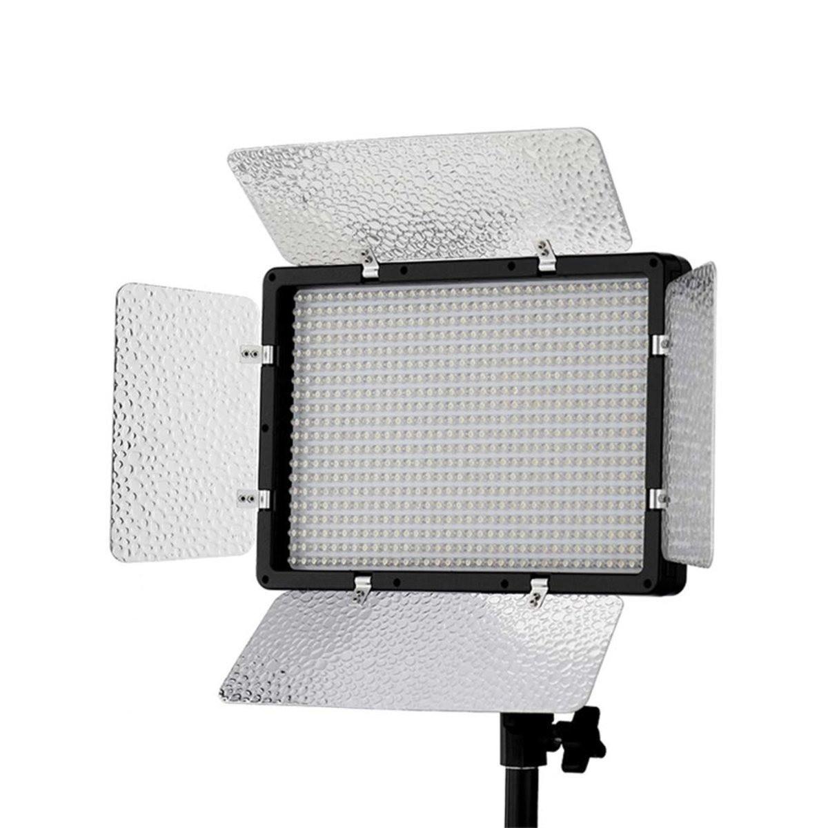 20W 26,4x18,4x4,6см Постоянный светодиодный свет - панель TOLIFO PT-680B